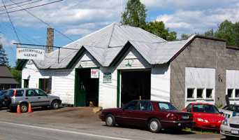Pottersville Garage AAA Towing