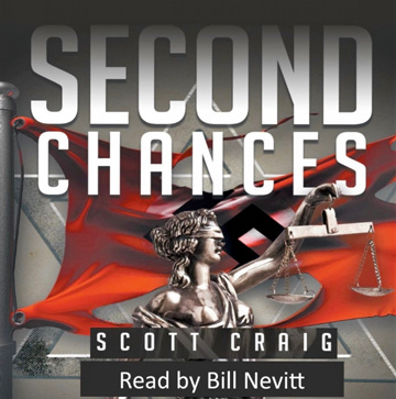 'Second Chances' is new novel from author Scott Craig.