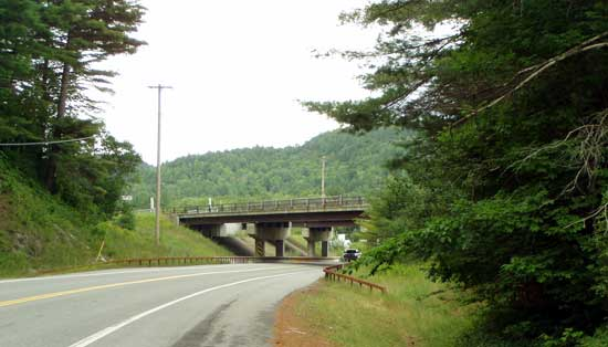 Exit 29 - North Hudson: CR 84(Old CR 2) to US 9