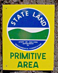 DEC Primitive Area Sign