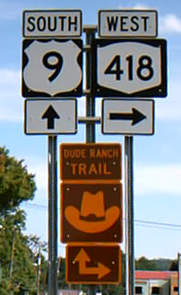 The  Dude Ranch Trail