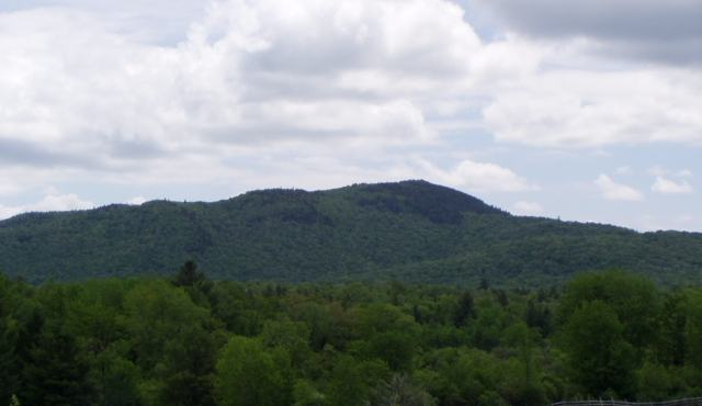 Mountains South of CR 84  West of the Northway