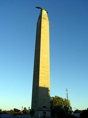 MacDonough Monument, the 1813 Naval Battle Monument