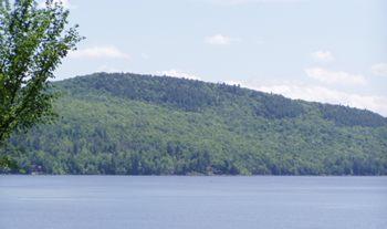 Interstate 87: The Adirondack Northway: Schroon Lake